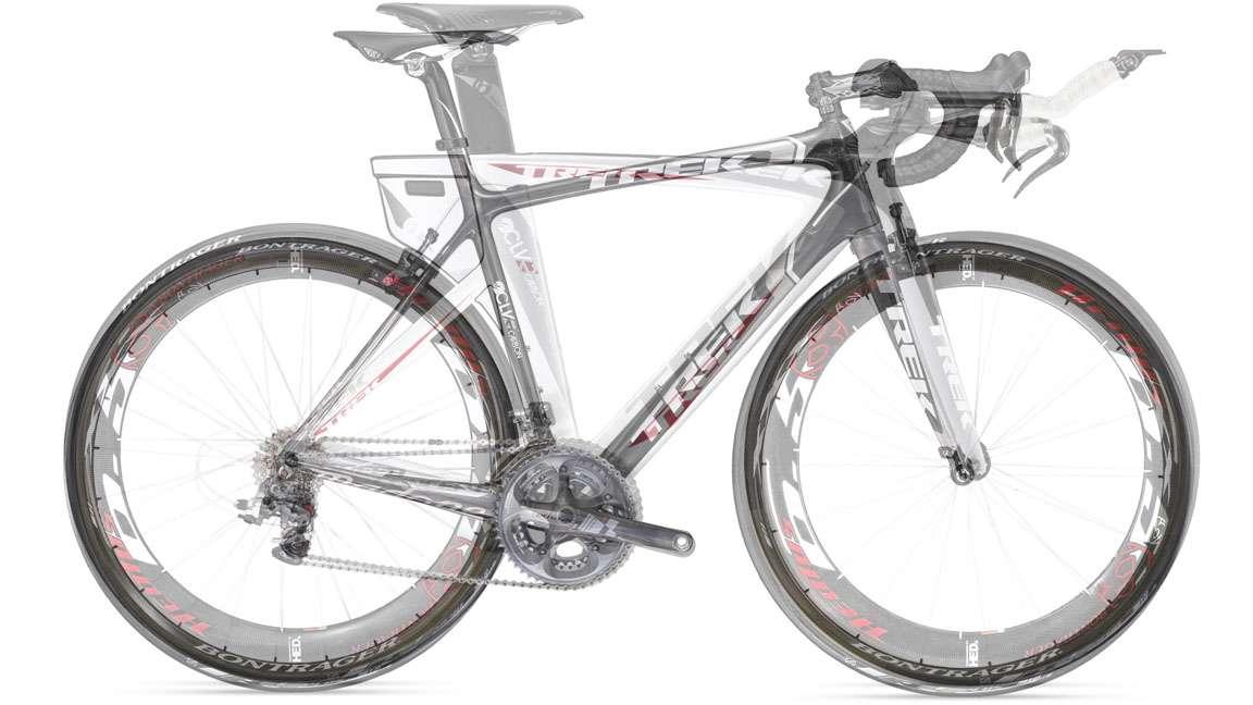 Triathlon bikes have a seat tube angle close to 90 degrees